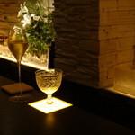 バー プリベ - シャンパン、
