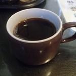 みどり食堂 - コーヒーはセルフ
