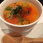 鮨てしま - 冷製茶碗蒸し
