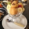 ペンギンホテル - 料理写真:チョコバナナのシューパフェ(700円)