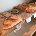 メルシー - 料理写真:ハード系~お菓子パンまで
