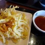丸亀製麺 - 野菜かきあげ