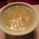 42039097 - フカヒレ入り海鮮スープ