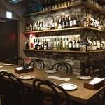 オイスター&ワイン ペスカデリア - 大勢での、パーティーをすることができます。