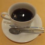 オステリア・ラ・ピリカ - コーヒー