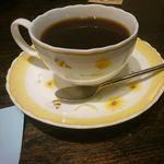 青蛾珈房 - コーヒー
