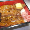 うなぎ日本一 - 料理写真:うな重 特大 2160円 デフォ 【 2015年9月 】