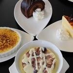 Panya Bistro at Hokua - 料理写真:デザート