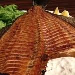 魚酒場ピン - 魚の骨!これが美味しい!