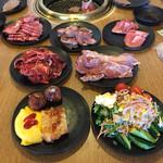 まんぷく太郎 - タン 厚切りタン  ハラミ 2種類☆