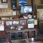 松尾食堂 - 店内