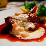 42048161 - オーストラリア産牛フィレ肉のステーキ                       ガストロノーム風