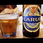 チョップスティックス - 東洋で一番古いBeer「LARUE」中部都市ダナンで愛飲されている