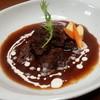 あべや - 料理写真:頬肉の赤ワイン煮込み