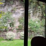 ル・マルカッサン ドール - 窓からの借景