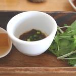 島野菜カフェ Re:Hellow BEACH - 前菜