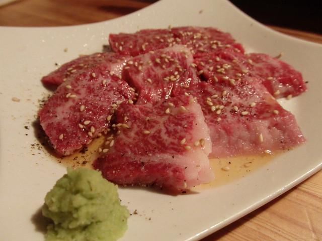 好ちゃん 飯田橋分家 - ハラミ。美味しい!