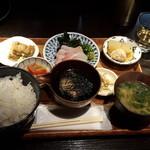 42053122 - 鯛めし定食
