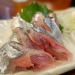 42053804 - 秋刀魚刺身