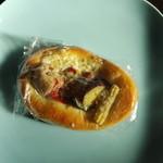 柿の木坂 キャトル - 野菜たっぷりパン
