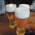 モッツバー高の家 - 生ビール
