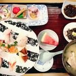 市場食堂ぶえんかん - 特選寿司定食