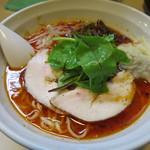 美志満 - トマトの酸辣湯麺
