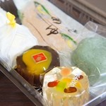 勝田製菓 - 料理写真: