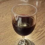 ポルポ - グラスワイン(390円)