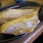 かよちゃん - 赤魚の一夜干し
