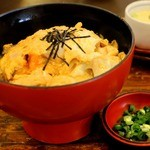 福桝屋 - 料理写真:親子丼