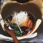 七海(ななうみ) - 豚角煮
