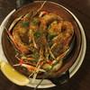 BARU 竹末 - 料理写真:スカンピのにんにくオイル煮 700円