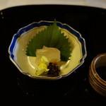 筑紫亭 - 鯛の刺身