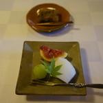 筑紫亭 - デザート