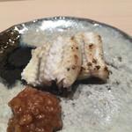 すし貫 - 鰻白焼き