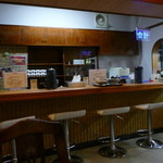 麺堂かのん - カウンターH27.9
