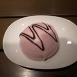 イケア・ビストロ - クリームケーキ