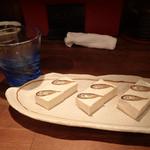 42069316 - スクガラス豆腐(380円)