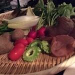 塩尻醸造所(仮) - バーニャカウダー