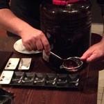 塩尻醸造所(仮) - 漉す再々仕込み醤油