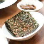 おんがね十番 - 梅味の焼き海苔