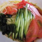 中華洋食きらく - 綺麗に盛りつけされてます