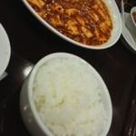 42070888 - 海鮮マーボ豆腐
