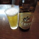 42071660 - エビスビール小瓶