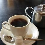 スエヒロ - 食後のコーヒー