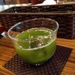 茶太郎's Cafe やまの - 猿島茶