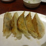 餃子の安亭 - 極餃子:390円