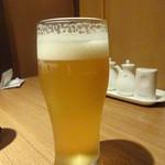 中国薬膳料理 星福 - 生ビール:756円
