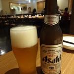 中国薬膳料理 星福 - 瓶ビール:648円